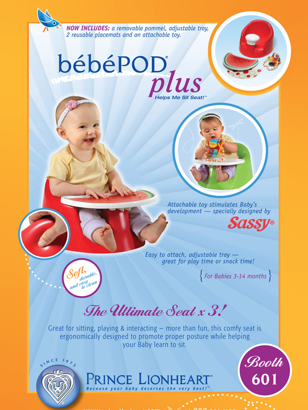 bebePOD Plus Magazine Ad