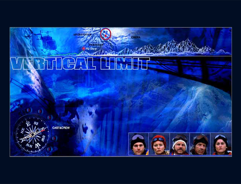 Vertical Limit Movie Website