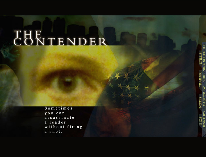 The Contender Movie Website