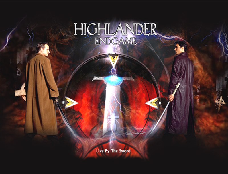 Highlander Movie Website